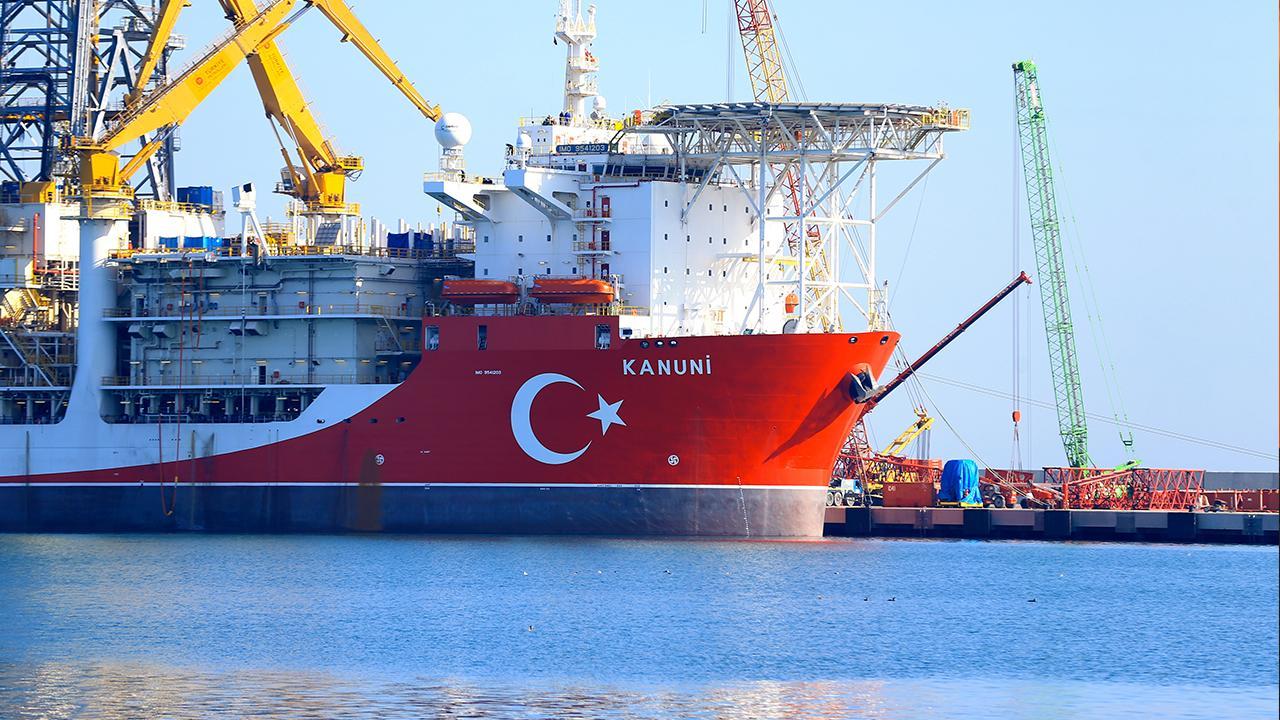 Kanuni mayısta Türkali-2de kuyu testlerine başlayacak