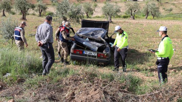 Kiliste trafik kazası: 2 yaralı