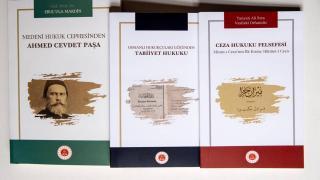 Adalet Bakanlığından hukuk tarihine ışık tutacak 3 kitap