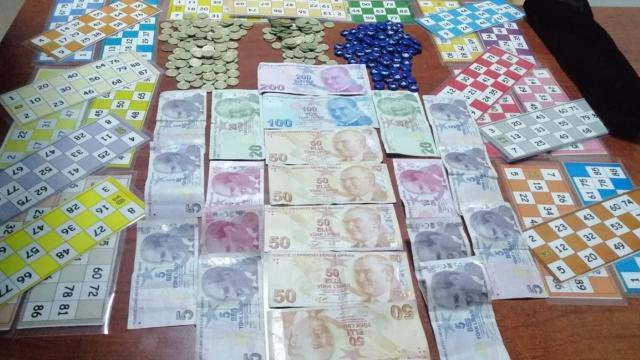 Villada kumar operasyonu: 32 kişiye para cezası