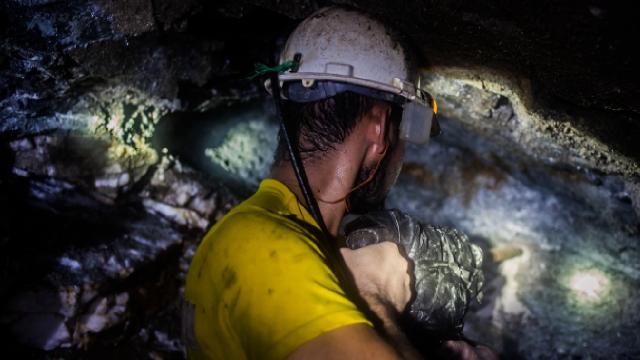 Kaçak altın madeninde mahsur kalan 11 madenci hayatını kaybetti