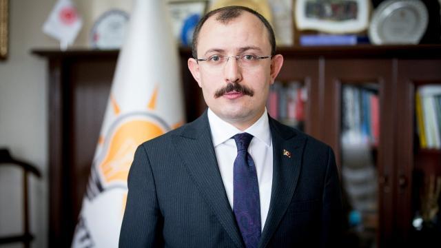 Ticaret Bakanı Muştan ilk açıklama