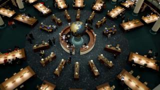 Cumhurbaşkanlığı Millet Kütüphanesi 24 saat hizmet veriyor