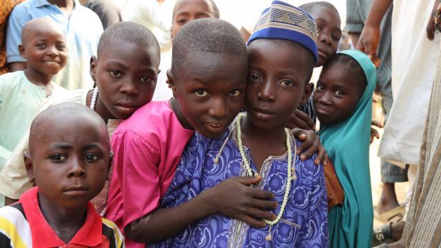 Nijeryanın kuzeyinde yüz binlerce kişi açlıkla mücadele ediyor