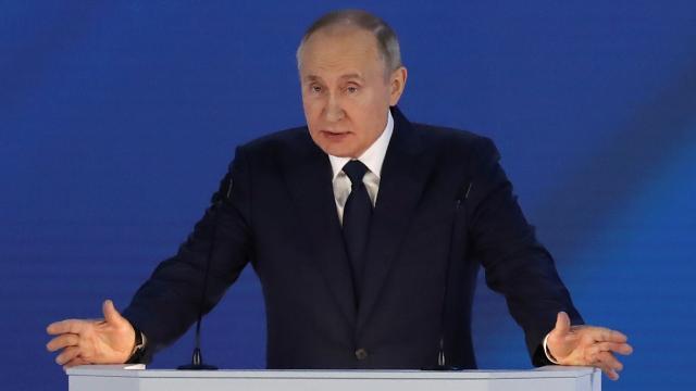 Putin: Ukrayna üzerinden sevkiyatı artırmak Gazprom için karlı değil