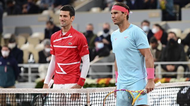 """Nadal, Djokovicin """"takıntılı"""" olduğunu düşünüyor"""