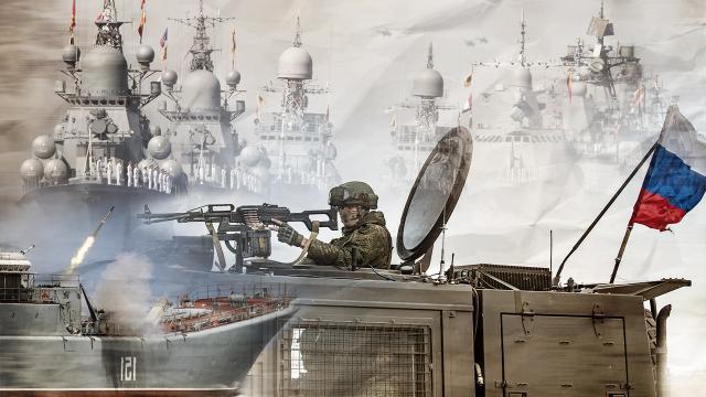 Rusya büyük tatbikata başladı: 40tan fazla gemi, 10 binin üzerinde asker