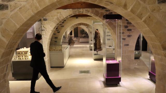 Tarihi Sabunhane Müzesi basına tanıtıldı