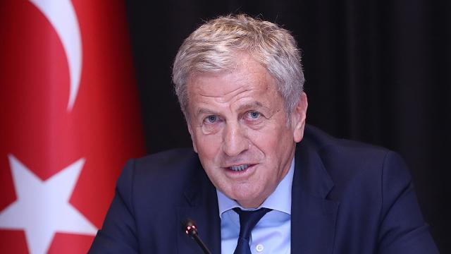 Servet Yardımcı yeniden UEFA Yönetim Kurulunda