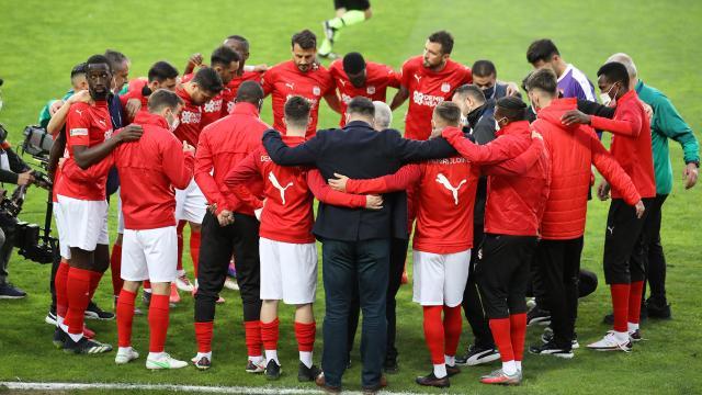 Sivassporun serisi 13 maça çıktı