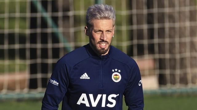 Fenerbahçede Sosa rüzgarı esiyor