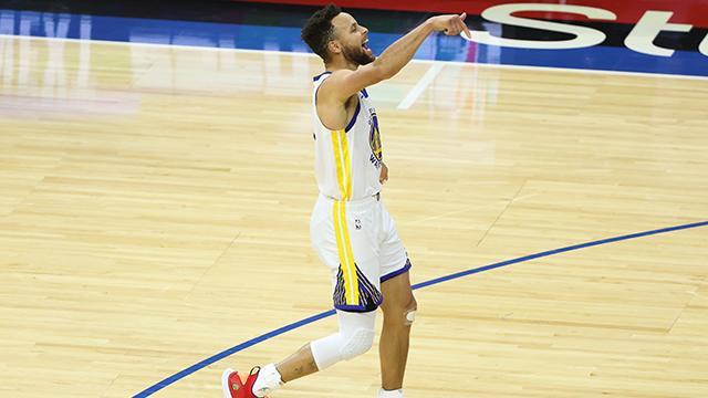 Stephen Currynin 49 sayısı Golden Statee galibiyeti getirdi