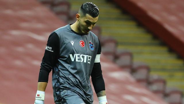 Trabzonsporda beraberlik serisi devam ediyor