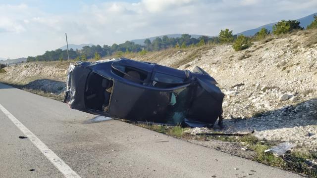 Kütahyada trafik kazası: 4 yaralı