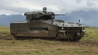 Zırhlı muharebe aracı Tulpar ihracat kovalıyor