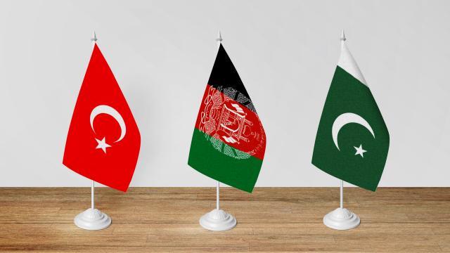 Türkiye-Afganistan-Pakistandan ortak bildiri