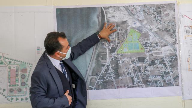Van Gölünü kirlilikten kurtaracak arıtma tesisinde test çalışmalarına başlandı