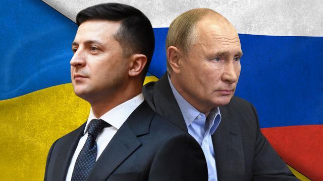 Zelenskiyden Putine görüşme teklifi