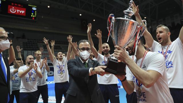 Yeni Kızıltepespor ve Cizre Belediyespor Efeler Liginde