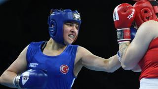 Büşra Işıldar ünya Şampiyonu oldu