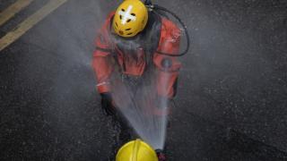 Çin'de fabrika yangını: 8 ölü