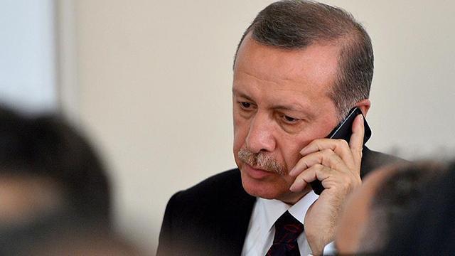 Cumhurbaşkanı Erdoğandan Turgut Kutun eşine taziye telefonu