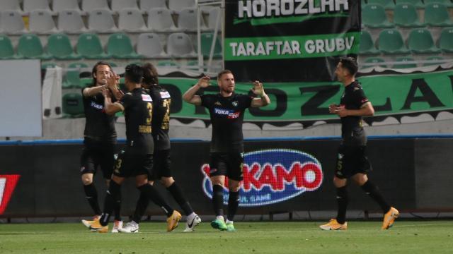 Denizlispor 8 maçtır kazanamıyor