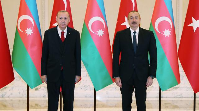 Cumhurbaşkanı Erdoğan ve Aliyev telefonda görüştü