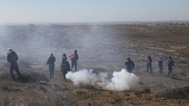 Yahudi yerleşimcilerin Filistinlilere saldırıları sürüyor