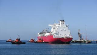 Türkiye'nin dev gemisi Ertuğrul Gazi Hatay'a ulaştı