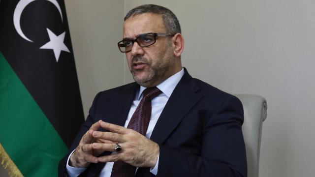 Libya Devlet Yüksek Konseyi Başkanı: Türkiye ile yapılan anlaşmalara bağlıyız