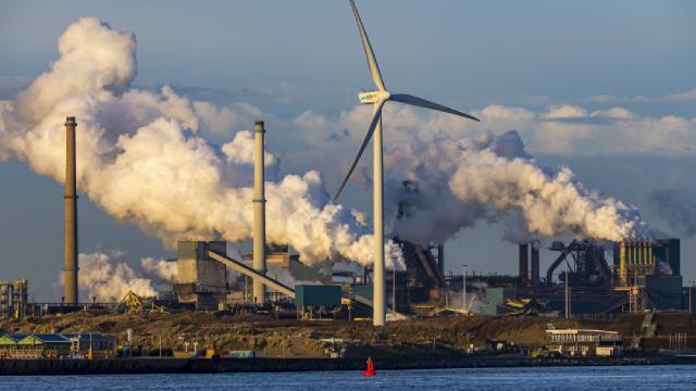 Avrupada hava kirliliği devam ediyor