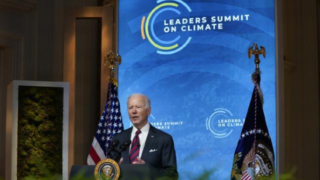 40 dünya liderinin katıldığı İklim Zirvesi başladı