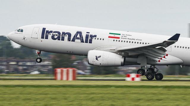İran iki ülkeye uçak seferlerini durdurdu