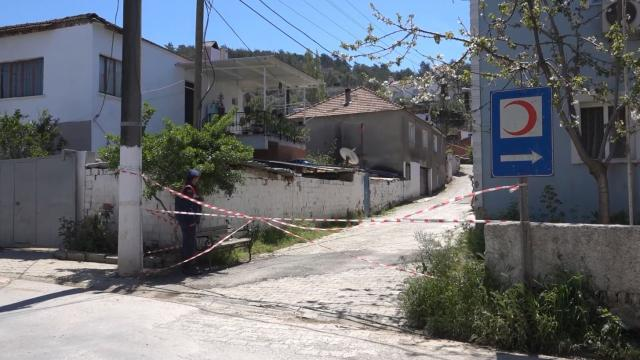 Karsta bir köyde uygulanan karantina kaldırıldı