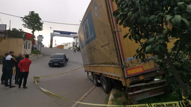 Kocaelide trafik kazası: 1 yaralı