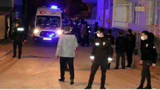 Kırıkkale'de eşini öldüren koca, evi ve aracını ateşe verdi