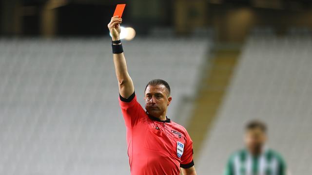 Süper Ligde kırmızı kart görmeyen takım kalmadı