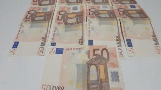 Denizli'de sahte euro operasyonu: 2 tutuklama