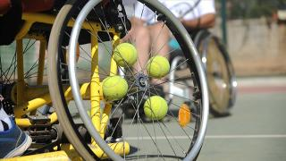 Tekerlekli sandalye turnuvalarının ev sahipliğini Türkiye yapacak