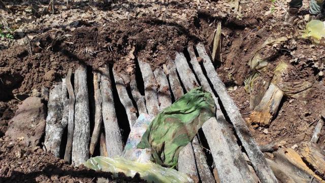 Tuncelide terör operasyonu: 17 sığınak imha edildi