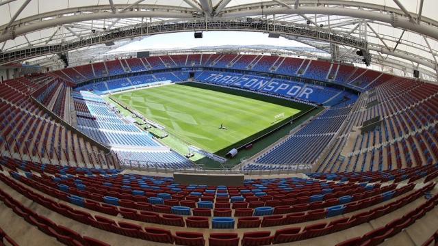 Trabzonsporun Molde maçı biletleri satışa çıktı