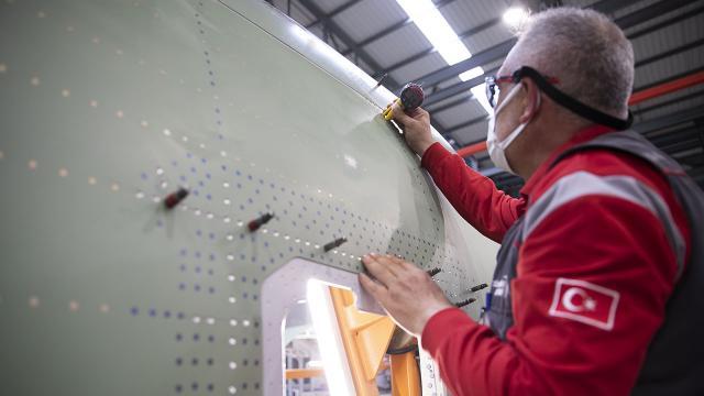 TUSAŞtan Airbusa 300üncü teslimat