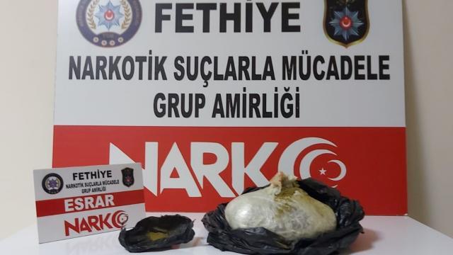 Muğlada uyuşturucu operasyonu: 1 kişi tutuklandı