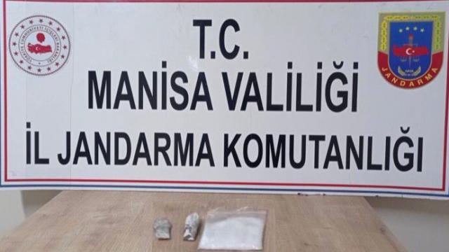 Manisada uyuşturucu operasyonu: 1 tutuklama