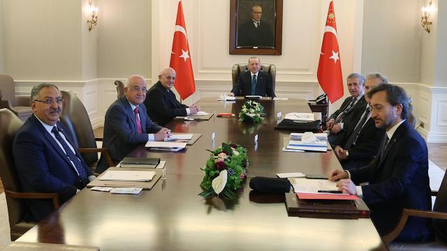 Erdoğan: Sözde Ermeni soykırımı yalanına karşı hakikatleri savunmaya devam edeceğiz