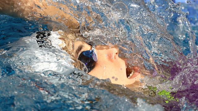 Yüzme milli takım seçmelerinde iki Türkiye rekoru