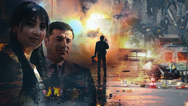 Terör örgütü PYDden HDPye 6-8 Ekim talimatı