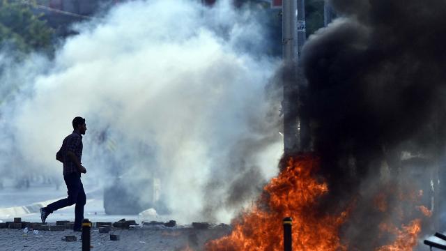6-8 Ekim terör olayları davası 3 Mayısa ertelendi