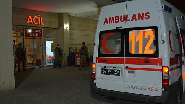 Mersinde trafik kazası: 1 ölü, 2 yaralı